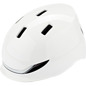 Lumos Matrix MIPS Casque, jet white